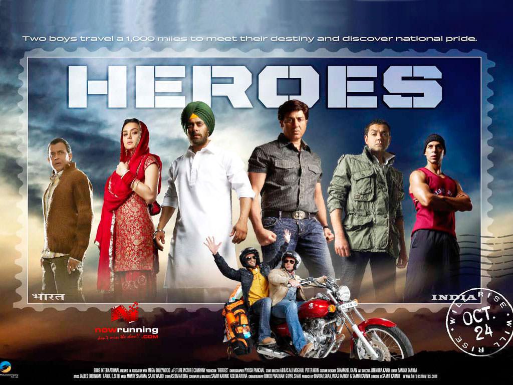 Heroes : Best Movie This Month