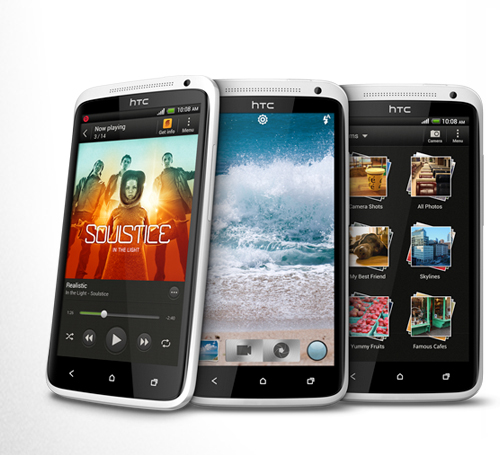 HTC One X HTC One X : Overview