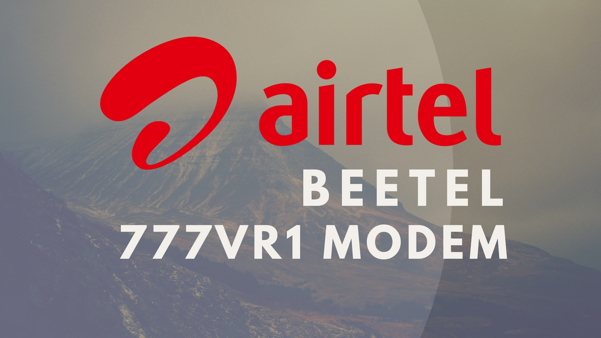 Airtel VDSL Router Beetel 777VR1 Modem & FTP Connection Problems