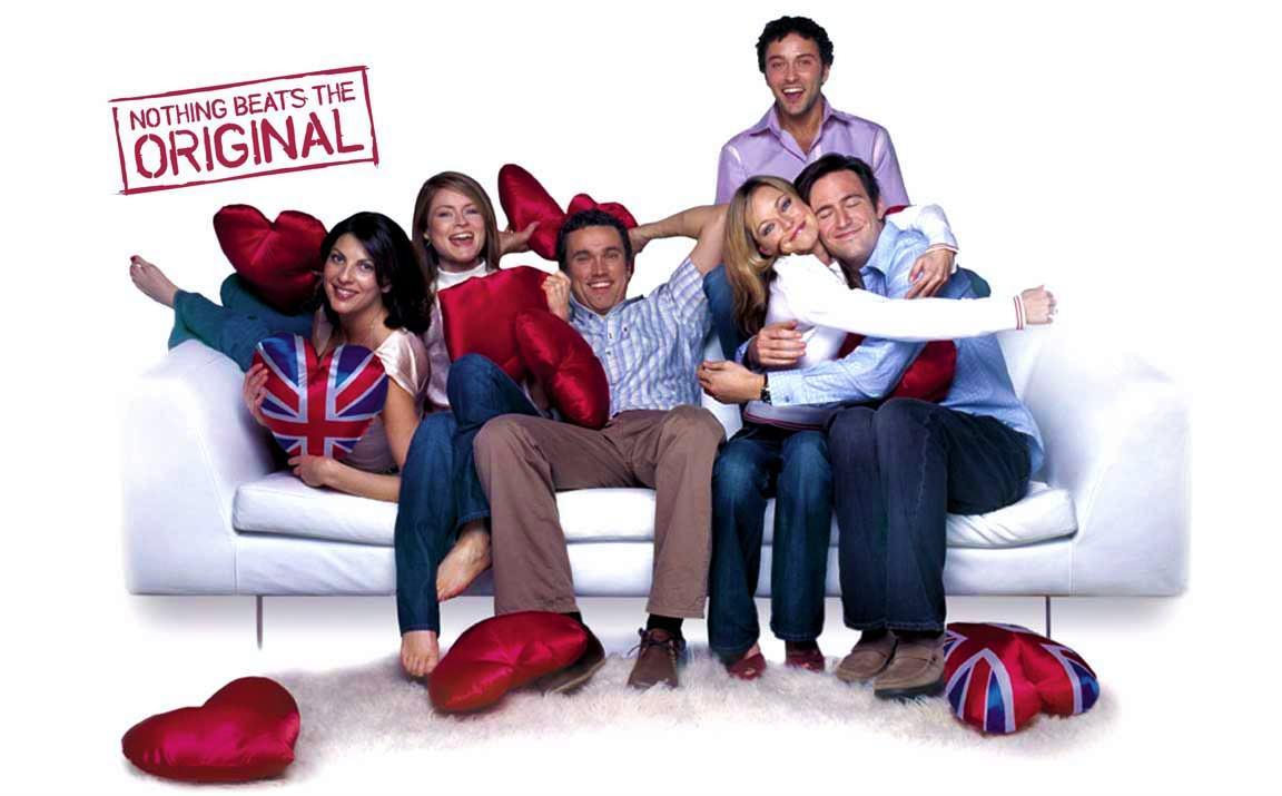 Television Soaps Killing Me Slowly… (Coupling UK)