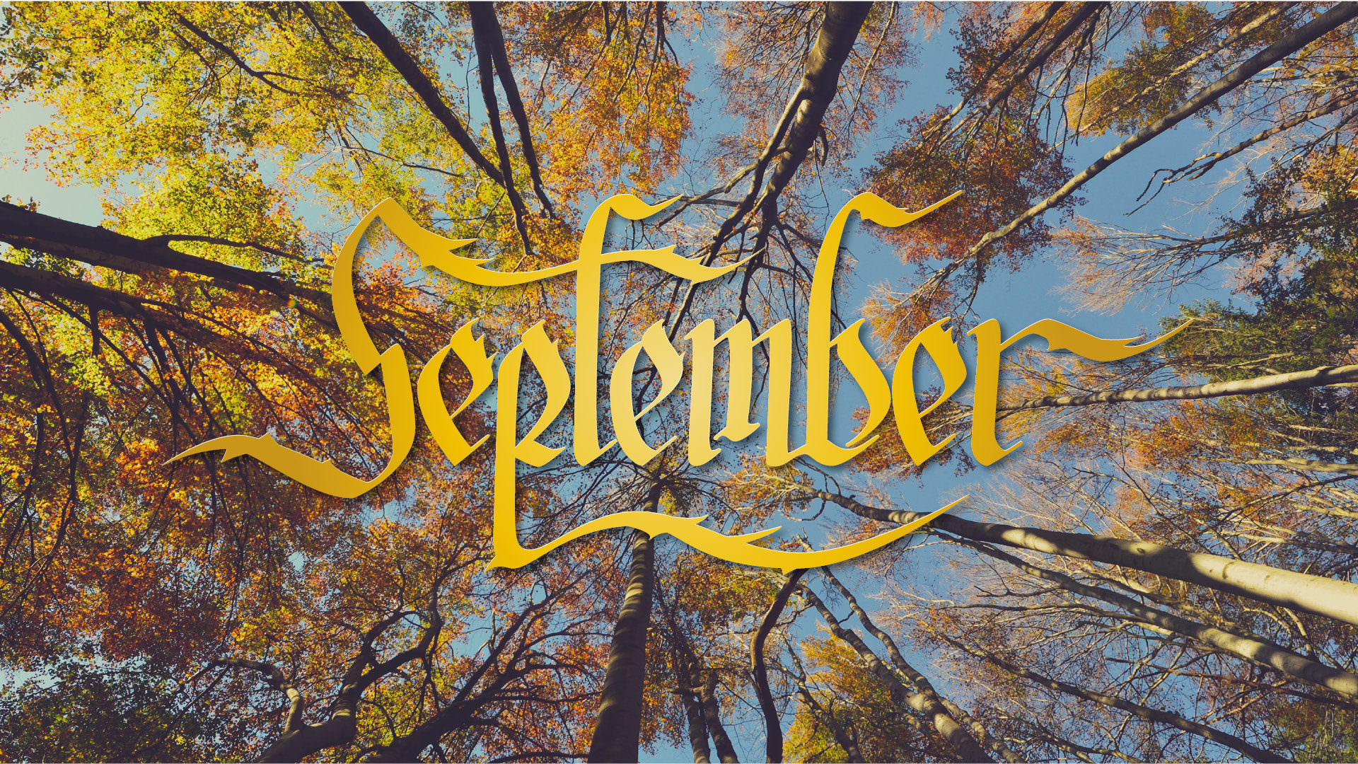 September : Month At A Glance