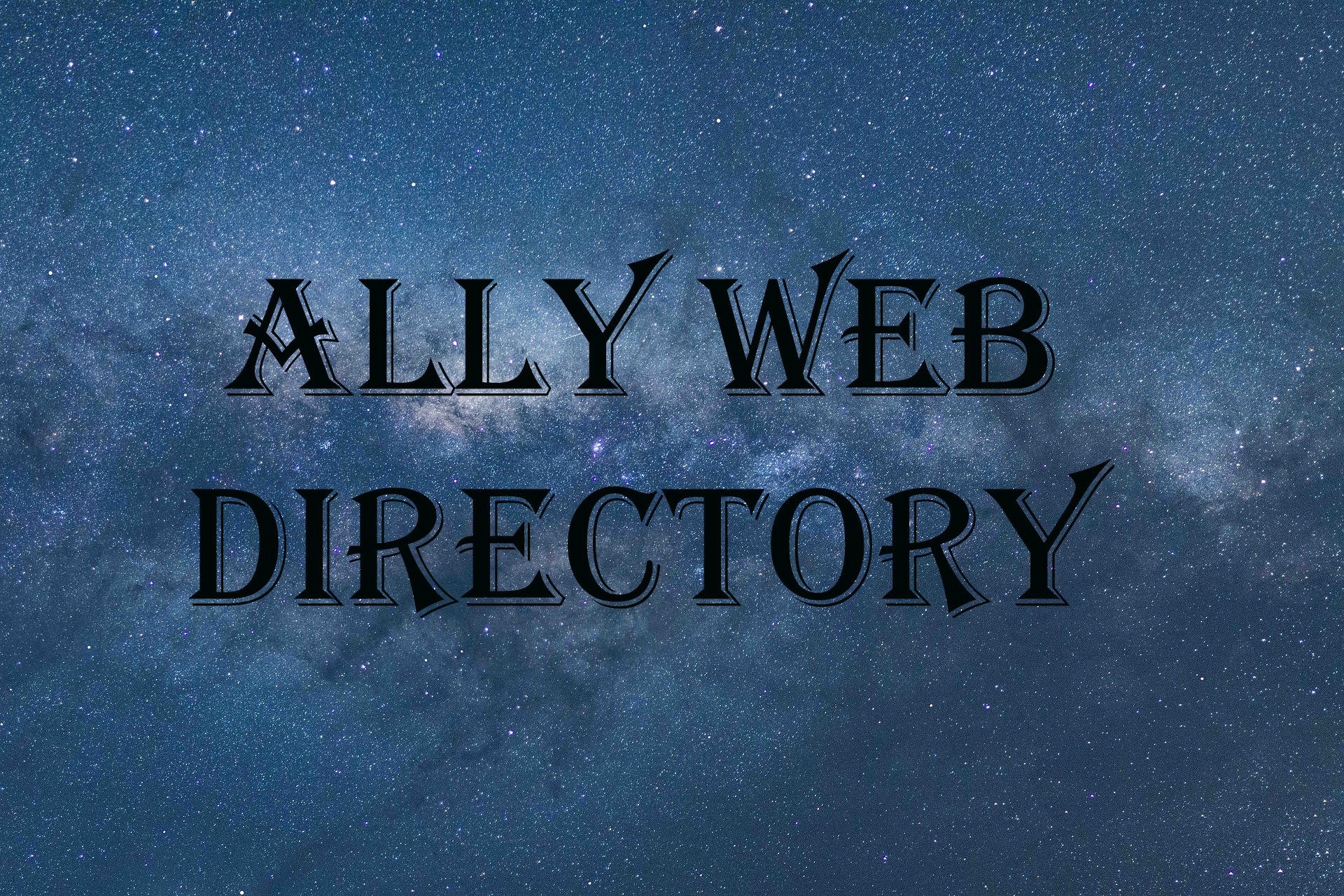 50 Months Of Ally Directory