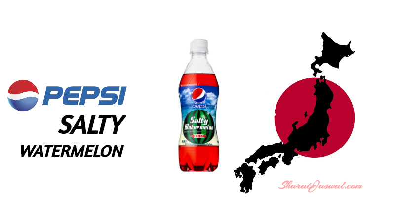 Pepsi Salty Watermelon