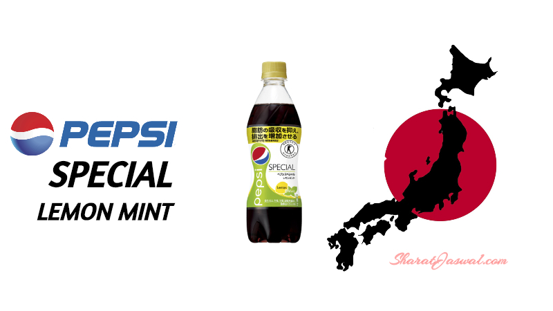 Pepsi Special Lemon Mint