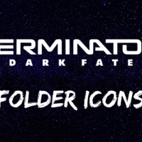 Terminator Dark Fate Folder Icons