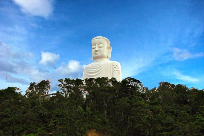 Buddha Statue, Vietnam
