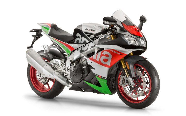 Aprilia RSV4 RF Superbikes
