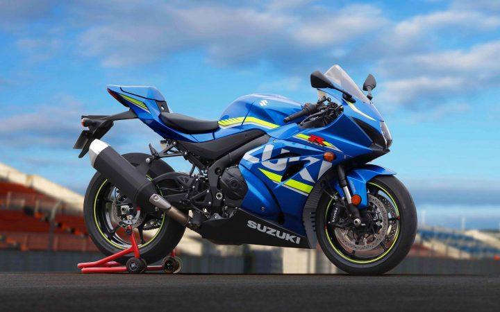 Suzuki GSX-R 1000 SuperBikes