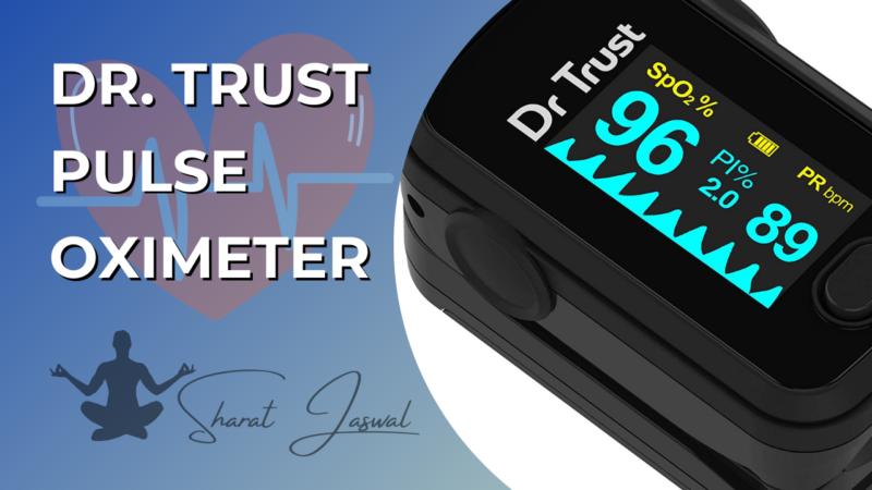 Dr. Trust Pulse Oximeter