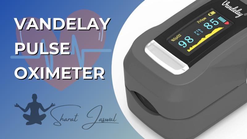Vandelay Pulse Oximeter
